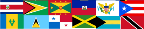 Caribbean-Flags1
